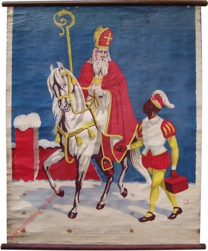 3e druk - [Sint en Piet - Heruitgave, rijmpje oud NL]